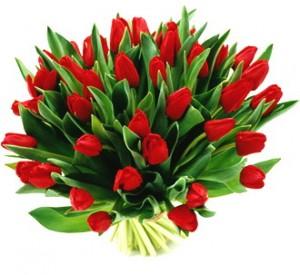 kwiaty kobiet